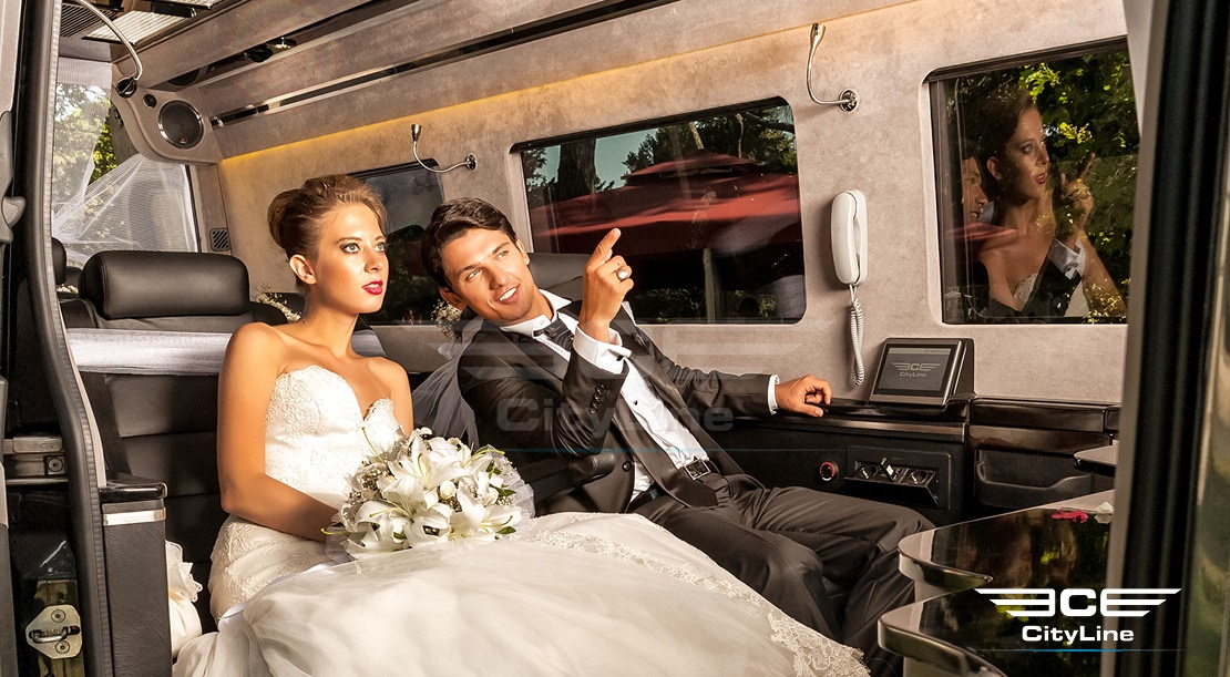 cityline istanbul wedding car hire
