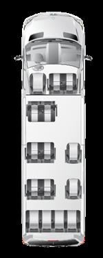SilverLine Mercedes Sprinter Vip Minibüs